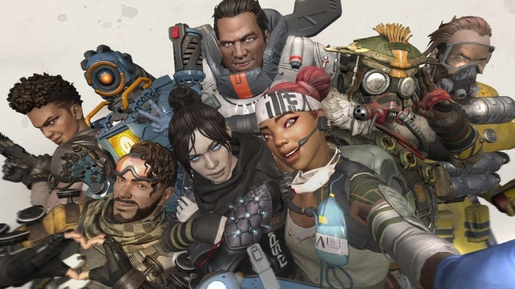 Apex Legends personnages