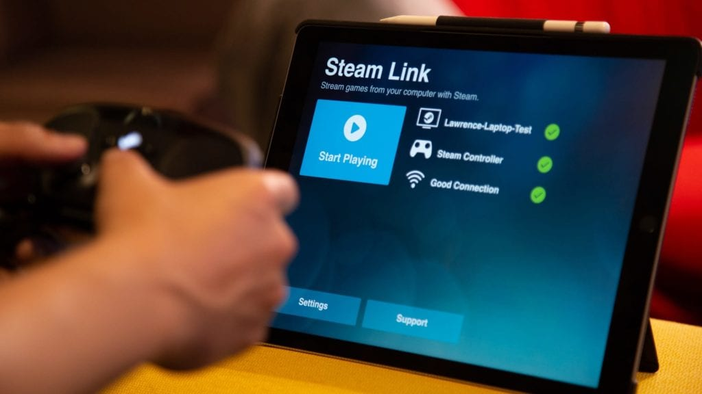 steam-streaming